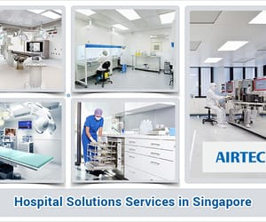 passbox, hospital equipments, and hospital solutions image