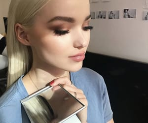 dove cameron, girl, and blonde image