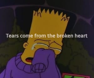 desamor, triste, and sad image