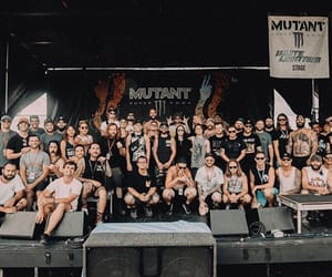 concert, monster, and mutant image