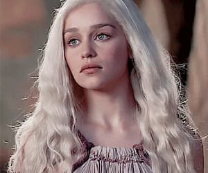 beautiful, pretty, and game of thrones image