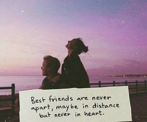 quotes, friends, and best friends image