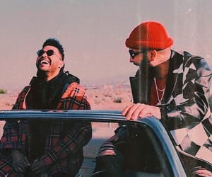 abel, xo, and theweeknd image