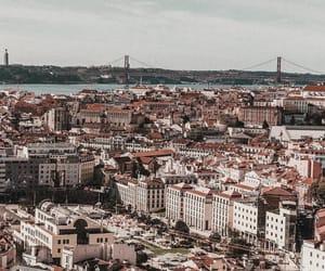 city, views, and lisbon image
