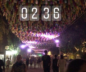 music, sziget, and love image