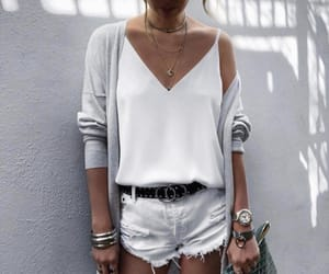 style, fashion, and summer image
