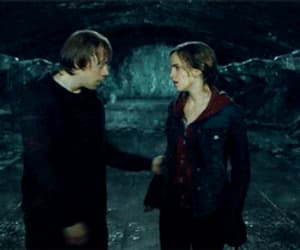 gif, romione, and harrypotter image