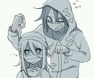 anime, zack, and angels of death image