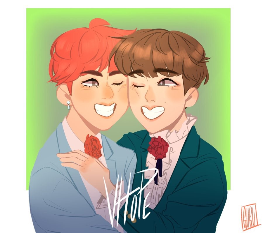 fanart, bts, and hoseok image