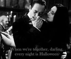 Halloween and addams family image