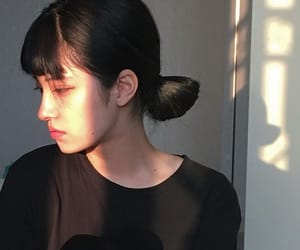 aesthetic, asian girl, and people image