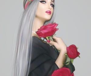 رسم بنات and ابذاع image