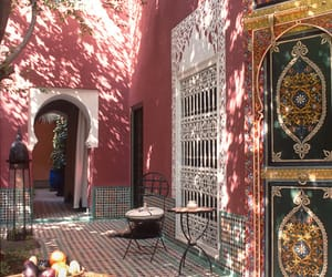 travel, morocco, and places image
