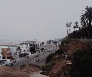 beach, california, and cover image