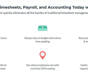 employee time tracking image