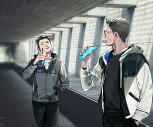 Connor, rk900, and dbh image