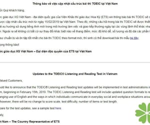 english, ETs, and toeic image
