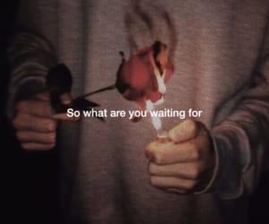 broken, burned, and feelings image