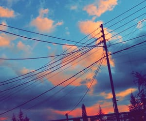 beautiful, clouds, and inspiration image