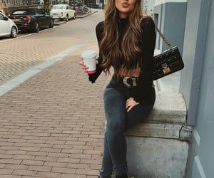 girl, fashion, and negin mirsalehi image