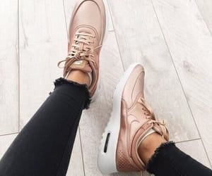 shoes, nike, and goals image