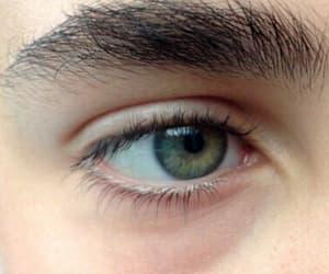 eye, eyes, and boy image