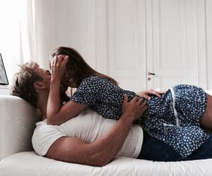 girl, guy, and relationship goals image