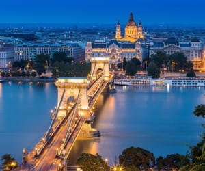 beautiful, europe, and hungary image