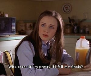 gilmore girls, pretty, and quotes image