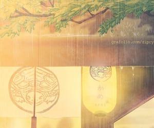 aesthetic, beautiful, and illustration image