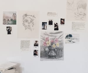 aesthetic, artist, and books image