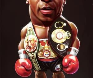 art, boxing, and champion image