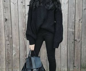 backpack, clothes, and comfortable image