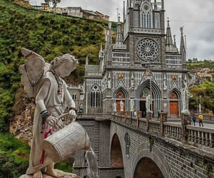 colombia, viajes, and iglesia image