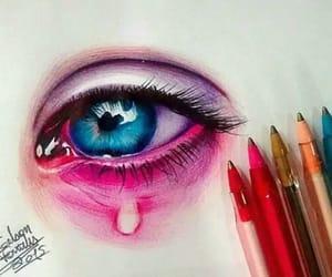 Detalles, lágrimas, and dibujo image