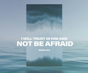 afraid, be, and cross image
