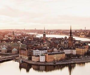 travel, stockholm, and sweden image