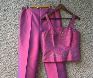 corset, vintage 90s, and etsy image