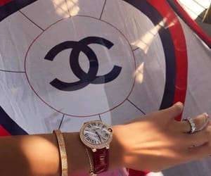 cartier, scarf, and chanel image