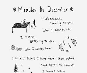 exo, Lyrics, and miracles in december image