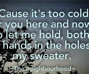 cold, quotes, and songs image
