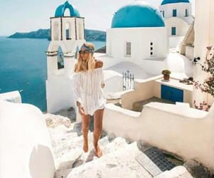Greece, Island, and summer image
