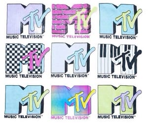mtv and music image