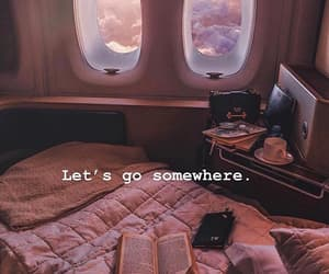 travel, somewhere, and love image