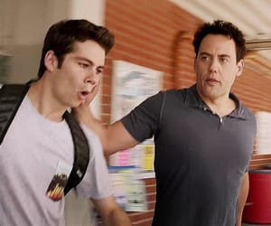 coach, teen wolf, and galvanize image