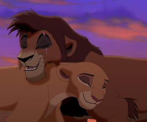 disney, the lion king, and love image