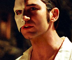 gerard butler and The Phantom of the Opera image