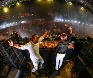 house, edm, and axwell ingrosso image