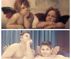 angels, art, and max carver image
