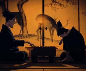 anime, sad, and gif image